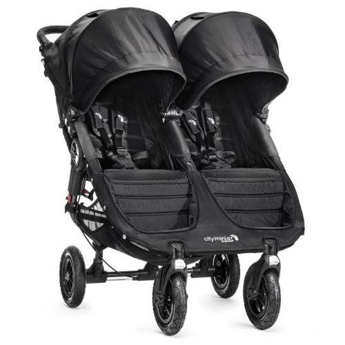Baby Jogger - City Mini Gt Double Syskonvagn
