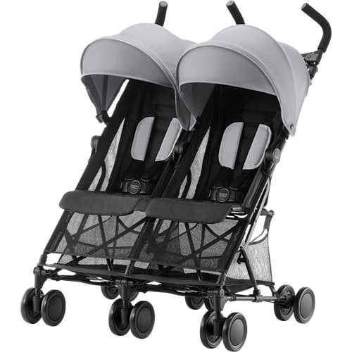 Britax - Holiday Double Syskonvagn